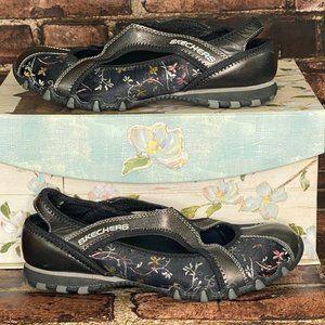 Skechers Women's Active Biker Slip On Shoes - 7.5